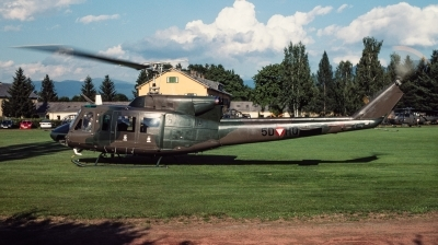 Photo ID 240324 by Giampaolo Tonello. Austria Air Force Agusta Bell AB 212, 5D HQ