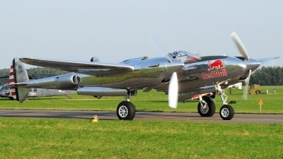Photo ID 240336 by Aldo Bidini. Private Red Bull Lockheed P 38L Lightning, N25Y
