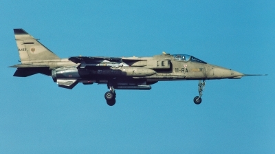 Photo ID 240354 by Giampaolo Tonello. France Air Force Sepecat Jaguar A, A153