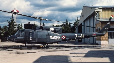 Photo ID 240426 by Giampaolo Tonello. Italy Navy Agusta Bell AB 212ASW, MM81086