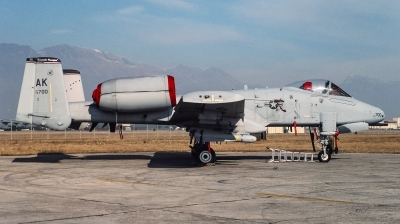 Photo ID 240406 by Giampaolo Tonello. USA Air Force Fairchild A 10C Thunderbolt II, 78 0700
