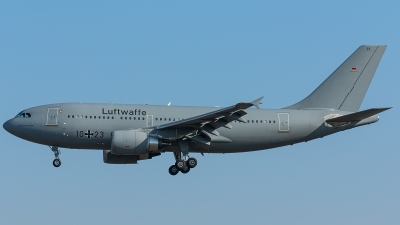 Photo ID 240409 by Thomas Ziegler - Aviation-Media. Germany Air Force Airbus A310 304MRTT, 10 23