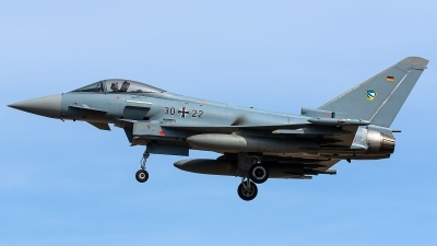 Photo ID 240414 by Thomas Ziegler - Aviation-Media. Germany Air Force Eurofighter EF 2000 Typhoon S, 30 22