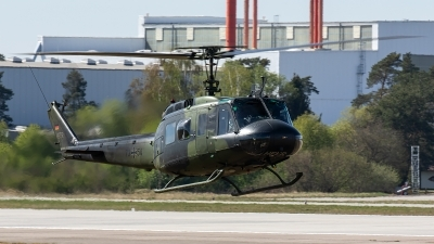 Photo ID 240431 by Thomas Ziegler - Aviation-Media. Germany Army Bell UH 1D Iroquois 205, 73 54