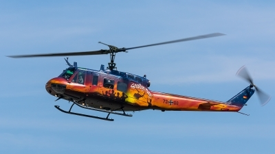 Photo ID 240420 by Thomas Ziegler - Aviation-Media. Germany Army Bell UH 1D Iroquois 205, 73 08