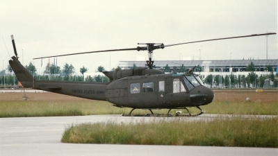 Photo ID 240503 by Thomas Ziegler - Aviation-Media. USA Army Bell UH 1H Iroquois 205, 73 21824