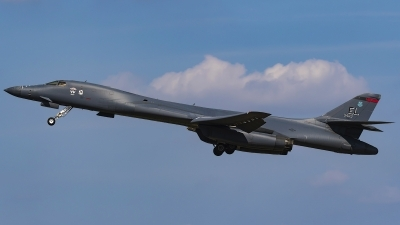 Photo ID 240467 by Matt Varley. USA Air Force Rockwell B 1B Lancer, 86 0134