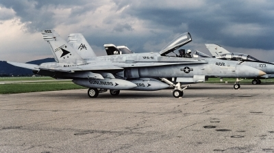 Photo ID 240474 by Giampaolo Tonello. USA Navy McDonnell Douglas F A 18C Hornet, 163432