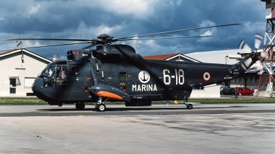Photo ID 240482 by Giampaolo Tonello. Italy Navy Agusta Sikorsky SH 3D Sea King AS 61, MM5019N