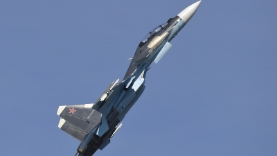 Photo ID 240506 by Günther Feniuk. Russia Air Force Sukhoi Su 30SM Flanker,