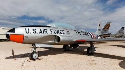 Photo ID 240529 by Sybille Petersen. USA Air Force Lockheed T 33A Shooting Star, 51 16992