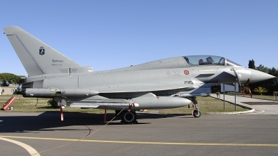 Photo ID 240554 by Aldo Bidini. Italy Air Force Eurofighter TF 2000A Typhoon EF 2000T, MM55129
