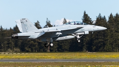 Photo ID 244511 by Aaron C. Rhodes. USA Navy Boeing EA 18G Growler, 169207