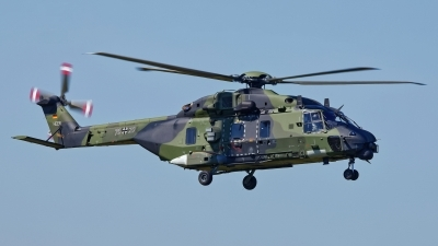 Photo ID 240699 by Rainer Mueller. Germany Army NHI NH 90TTH, 79 20