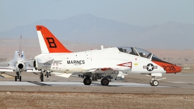 Photo ID 240715 by Paul Newbold. USA Navy McDonnell Douglas T 45A Goshawk, 163638