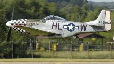 Photo ID 240788 by Aldo Bidini. Private Private North American P 51D Mustang, G CBNM