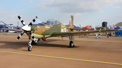 Photo ID 240753 by Maurice Kockro. UK Air Force Short Tucano T1, ZF378