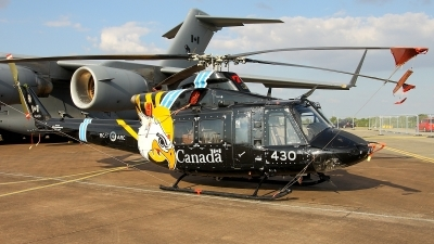 Photo ID 240750 by Maurice Kockro. Canada Air Force Bell CH 146 Griffon 412CF, 146430