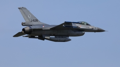 Photo ID 240792 by Age Meijer. Netherlands Air Force General Dynamics F 16AM Fighting Falcon, J 628