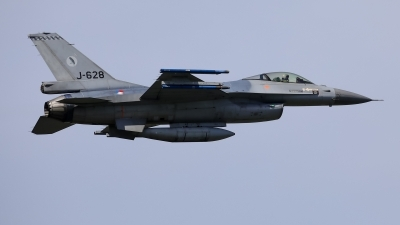 Photo ID 240791 by Age Meijer. Netherlands Air Force General Dynamics F 16AM Fighting Falcon, J 628