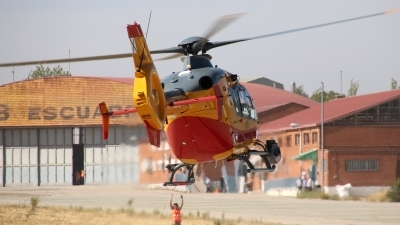 Photo ID 240795 by Montserrat Pin. Spain UME Eurocopter EC 135P2, HU 26 10