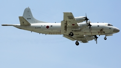 Photo ID 240901 by Thanh Ho. Japan Navy Lockheed P 3C Orion, 5094