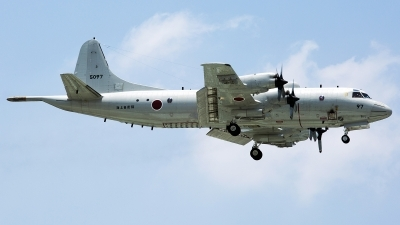Photo ID 240830 by Thanh Ho. Japan Navy Lockheed P 3C Orion, 5097