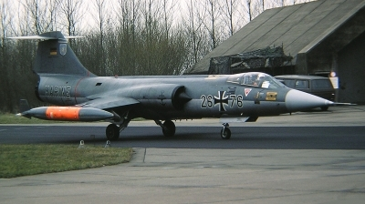 Photo ID 240998 by Arie van Groen. Germany Navy Lockheed F 104G Starfighter, 26 76