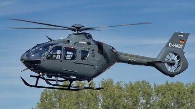 Photo ID 240883 by Rainer Mueller. Germany Army Airbus Helicopters H135T3, D HABT