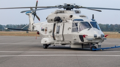 Photo ID 240886 by Jan Eenling. Netherlands Navy NHI NH 90NFH, CSX81720