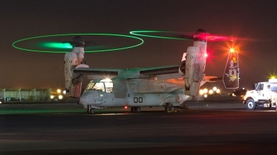 Photo ID 240963 by Paul Newbold. USA Marines Bell Boeing MV 22B Osprey, 168016