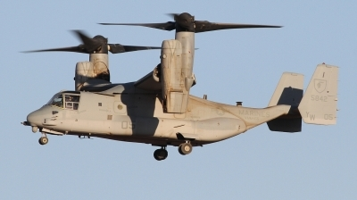 Photo ID 240978 by Paul Newbold. USA Marines Bell Boeing MV 22B Osprey, 165842