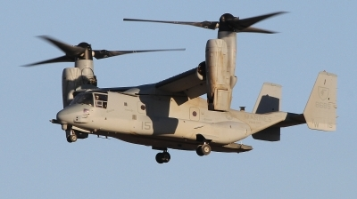 Photo ID 240979 by Paul Newbold. USA Marines Bell Boeing MV 22B Osprey, 168685
