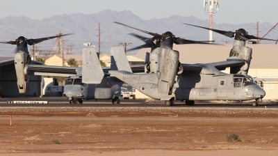 Photo ID 240980 by Paul Newbold. USA Marines Bell Boeing MV 22B Osprey, 167906