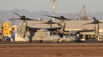 Photo ID 240975 by Paul Newbold. USA Marines Bell Boeing MV 22B Osprey, 168016