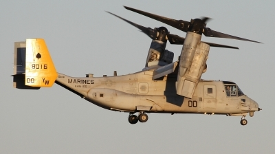 Photo ID 240976 by Paul Newbold. USA Marines Bell Boeing MV 22B Osprey, 168016