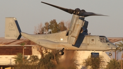 Photo ID 240977 by Paul Newbold. USA Marines Bell Boeing MV 22B Osprey, 165842