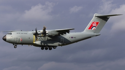 Photo ID 240984 by Matt Varley. UK Air Force Airbus Atlas C1 A400M, ZM416