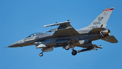Photo ID 241023 by Rainer Mueller. USA Air Force General Dynamics F 16C Fighting Falcon, 90 0829