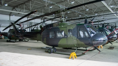 Photo ID 241081 by Jan Eenling. Germany Army Bell UH 1D Iroquois 205, 73 79