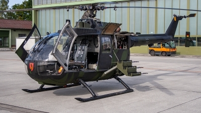 Photo ID 241138 by Jan Eenling. Germany Army MBB Bo 105P1, 87 59