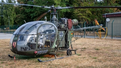 Photo ID 241137 by Jan Eenling. Germany Army Sud Aviation SE 3130 Alouette II, 75 95
