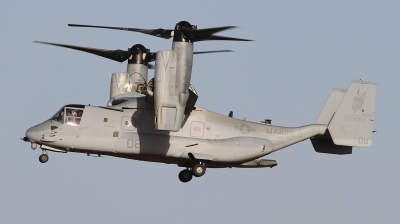 Photo ID 241129 by Paul Newbold. USA Marines Bell Boeing MV 22B Osprey, 168680