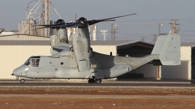 Photo ID 241162 by Paul Newbold. USA Marines Bell Boeing MV 22B Osprey, 168678