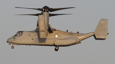 Photo ID 241163 by Paul Newbold. USA Marines Bell Boeing MV 22B Osprey, 168685