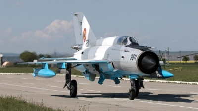 Photo ID 241209 by Neil Dunridge. Romania Air Force Mikoyan Gurevich MiG 21MF 75 Lancer C, 9611