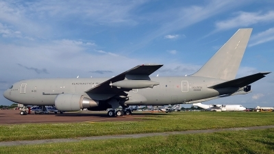 Photo ID 241179 by Aldo Bidini. Italy Air Force Boeing KC 767A 767 2EY ER, MM62228