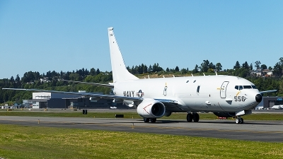 Photo ID 241306 by Aaron C. Rhodes. USA Navy Boeing P 8A Poseidon 737 800ERX, 169556