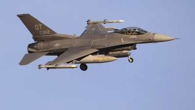 Photo ID 241324 by Peter Boschert. USA Air Force General Dynamics F 16C Fighting Falcon, 87 0362