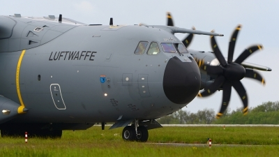 Photo ID 241433 by Stephan Franke - Fighter-Wings. Germany Air Force Airbus A400M Atlas, 54 15